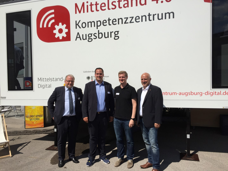 A³ Wirtschaftsdialog digital_real Grenzebach Maschinenbau