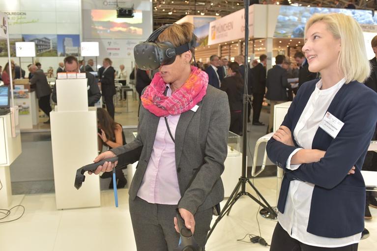 Expo Real 2018: Virtual Reality