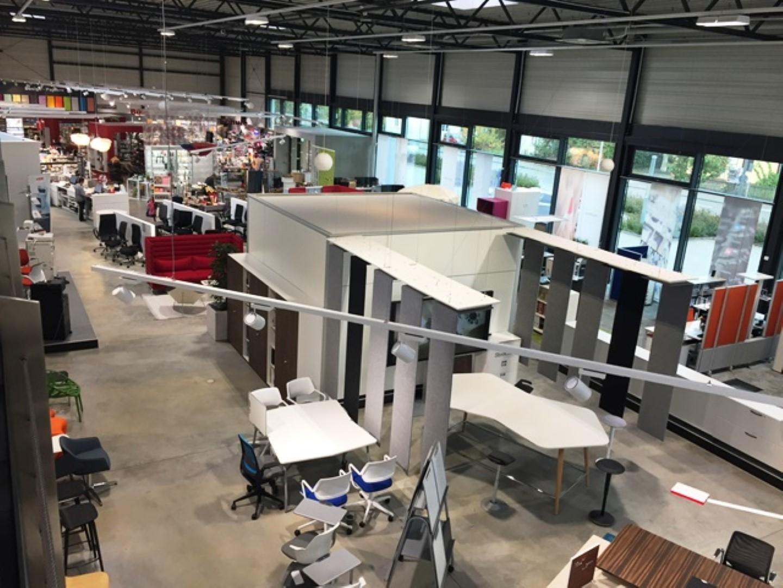 Bürocenter Reich: Büro- und Verkaufsflächen in einem