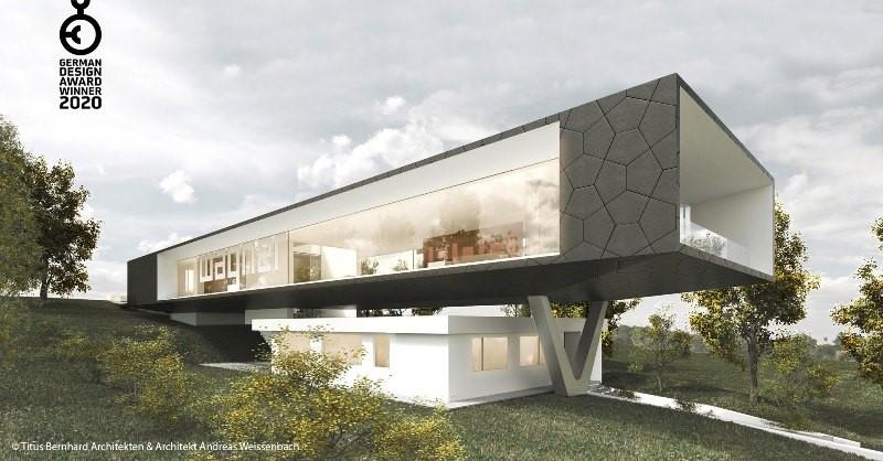 Weltgrößtes Isolierglas für das Wagner Design Lab steht im Landkreis Augsburg