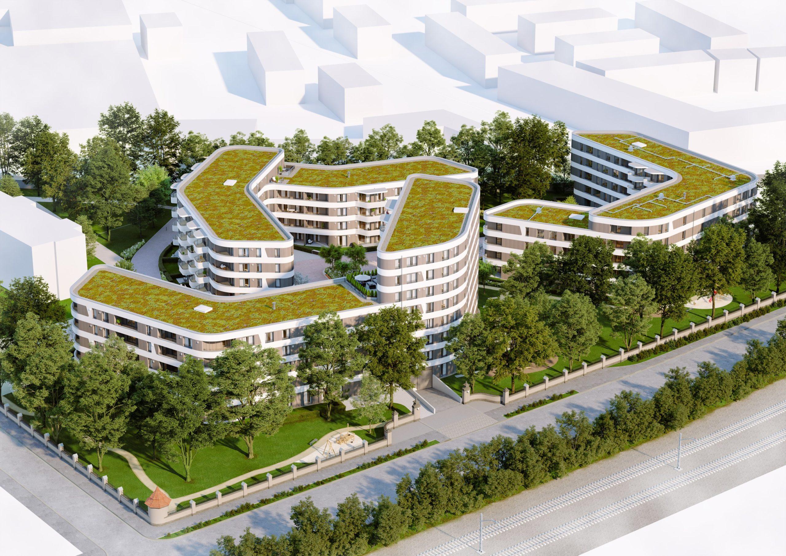 KLAUS Wohnbau GmbH: Wohnbauprojekt ANTON