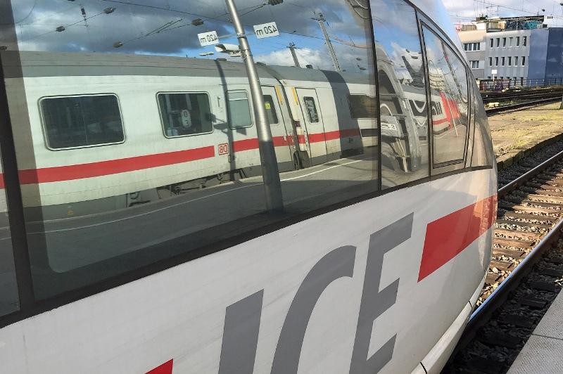 Ausbau Fernverkehr. IC spiegelt sich in ICE