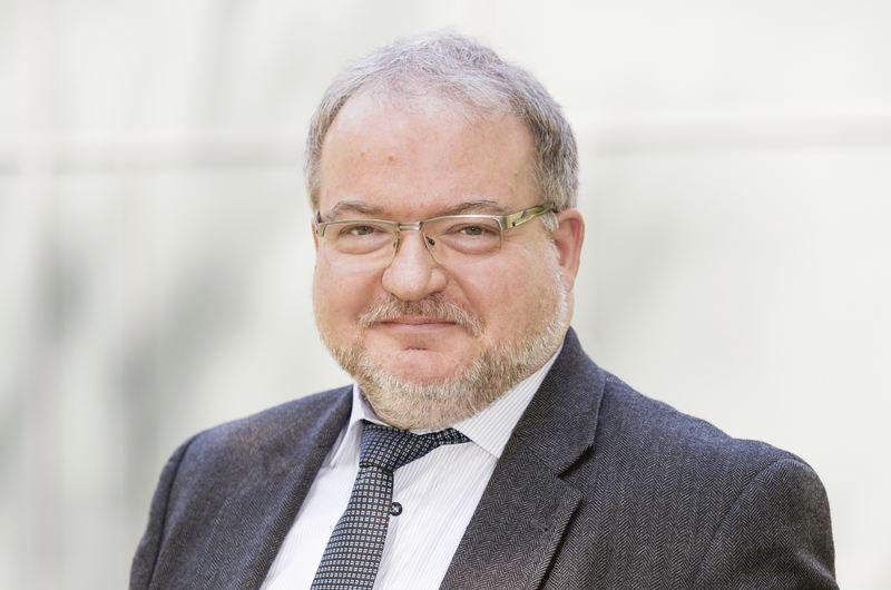Andreas Thiel, Geschäftsführer der Regio Augsburg Wirtschaft GmbH
