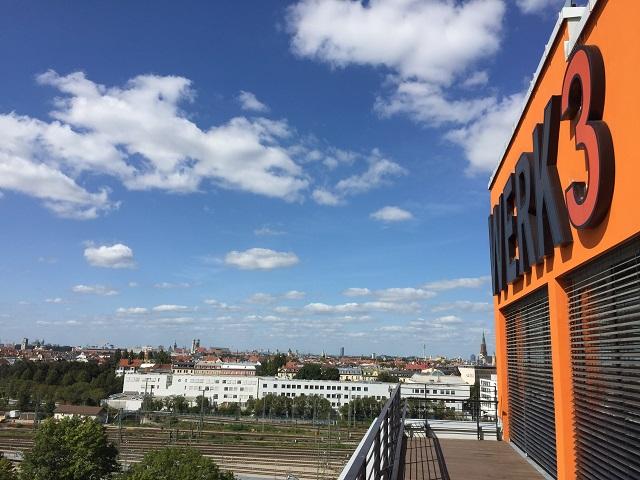 A³ auf dem Expertenforum im Werksviertel München / Werk 3