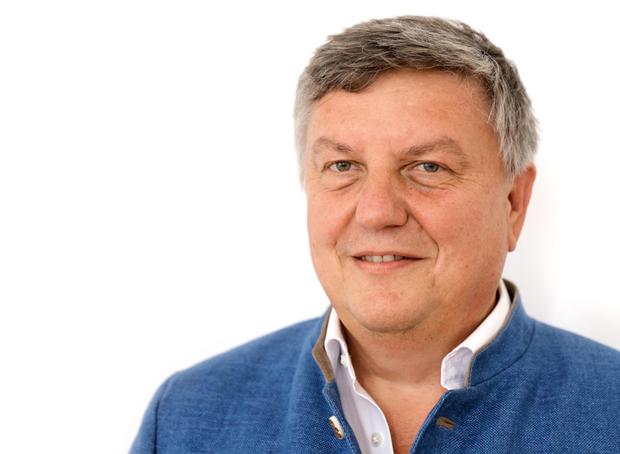 Fritz Greitsch, Geschäftsführer Solvepark GmbH
