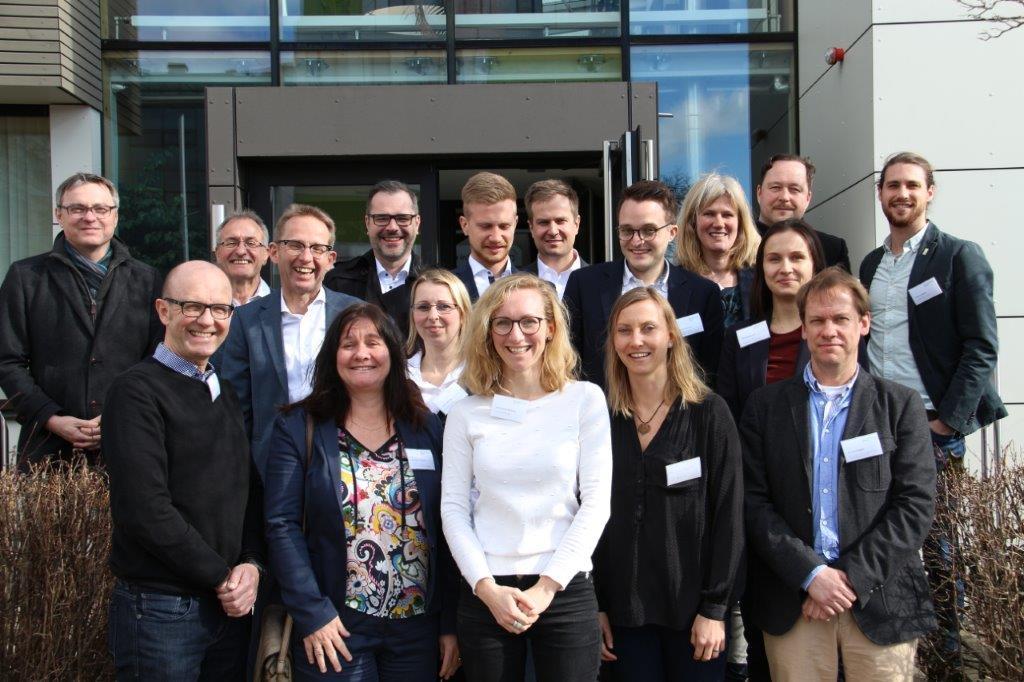 Das Projekt reGIOcycle wird vom Umweltcluster Bayern koordiniert und von zahlreichen weiteren Partnern unterstützt