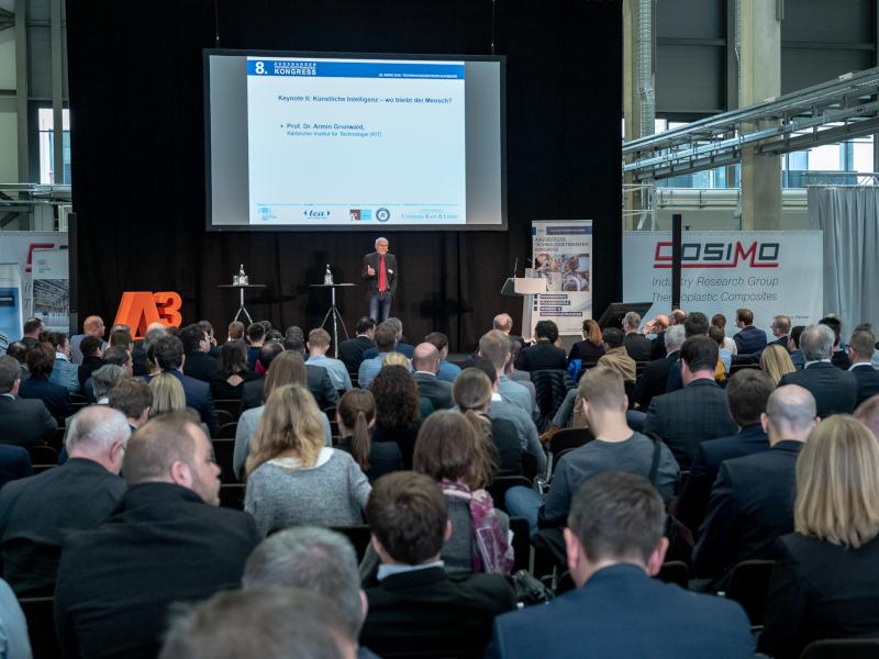 Vortrag beim Technologietransferkongress