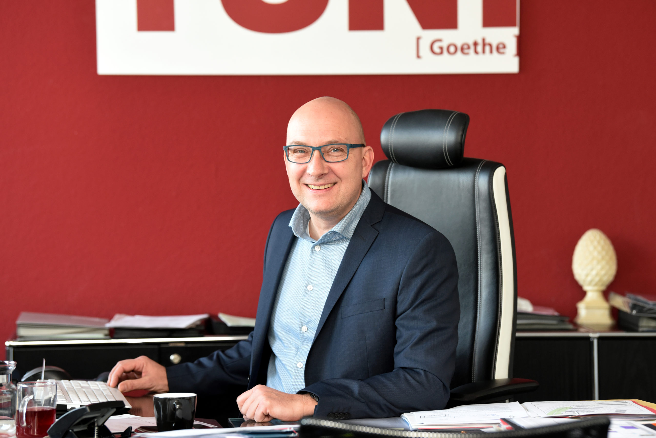 Ralf Schmidtmann ist Leiter des Liegenschaftsamtes der Stadt Augsburg
