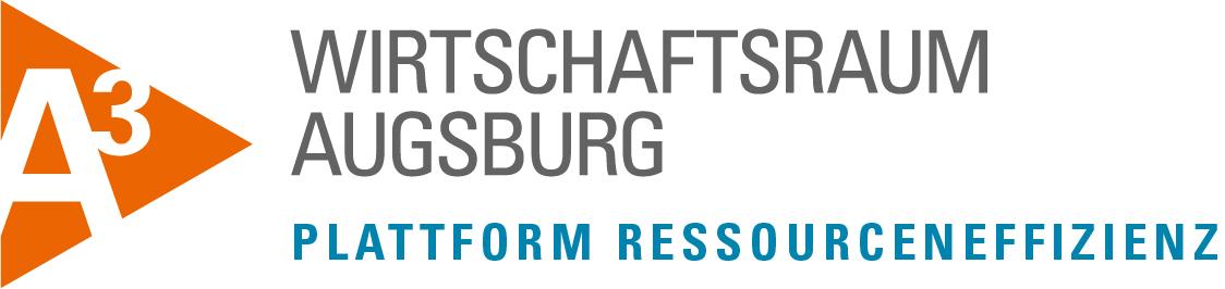 A3-Wirtschaftsraum_Augsburg-Plattform-Ressourceneffizienz-Logo-rgb