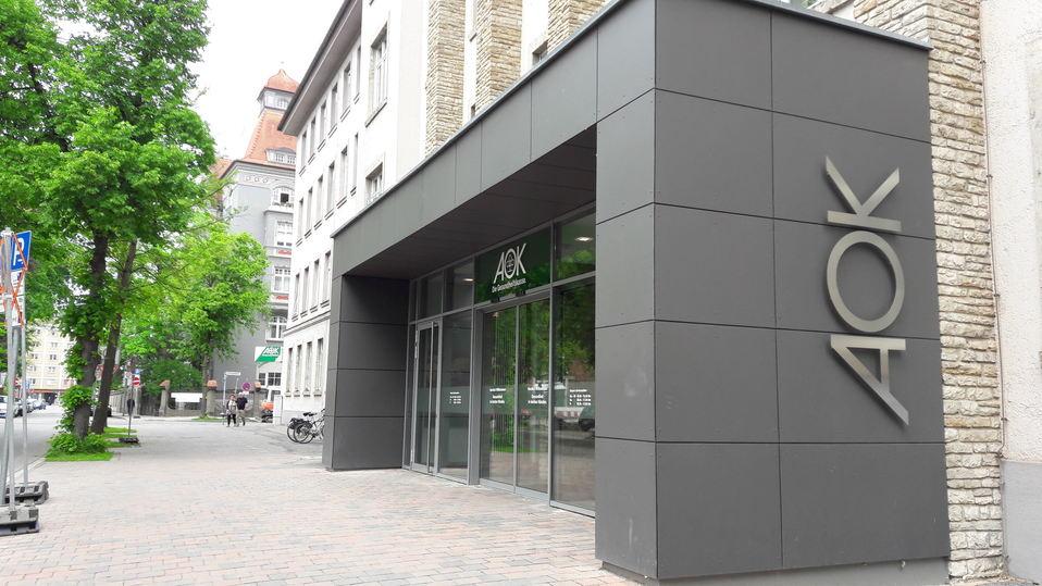 AOK_Haupteingang
