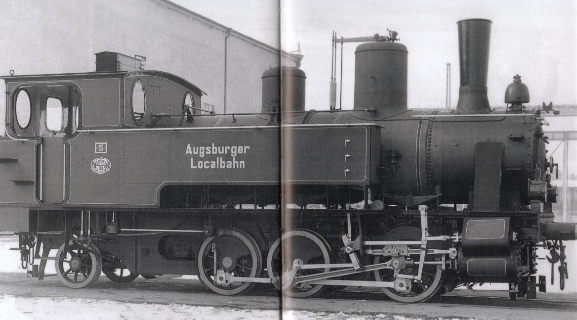 Augsburger Localbahn