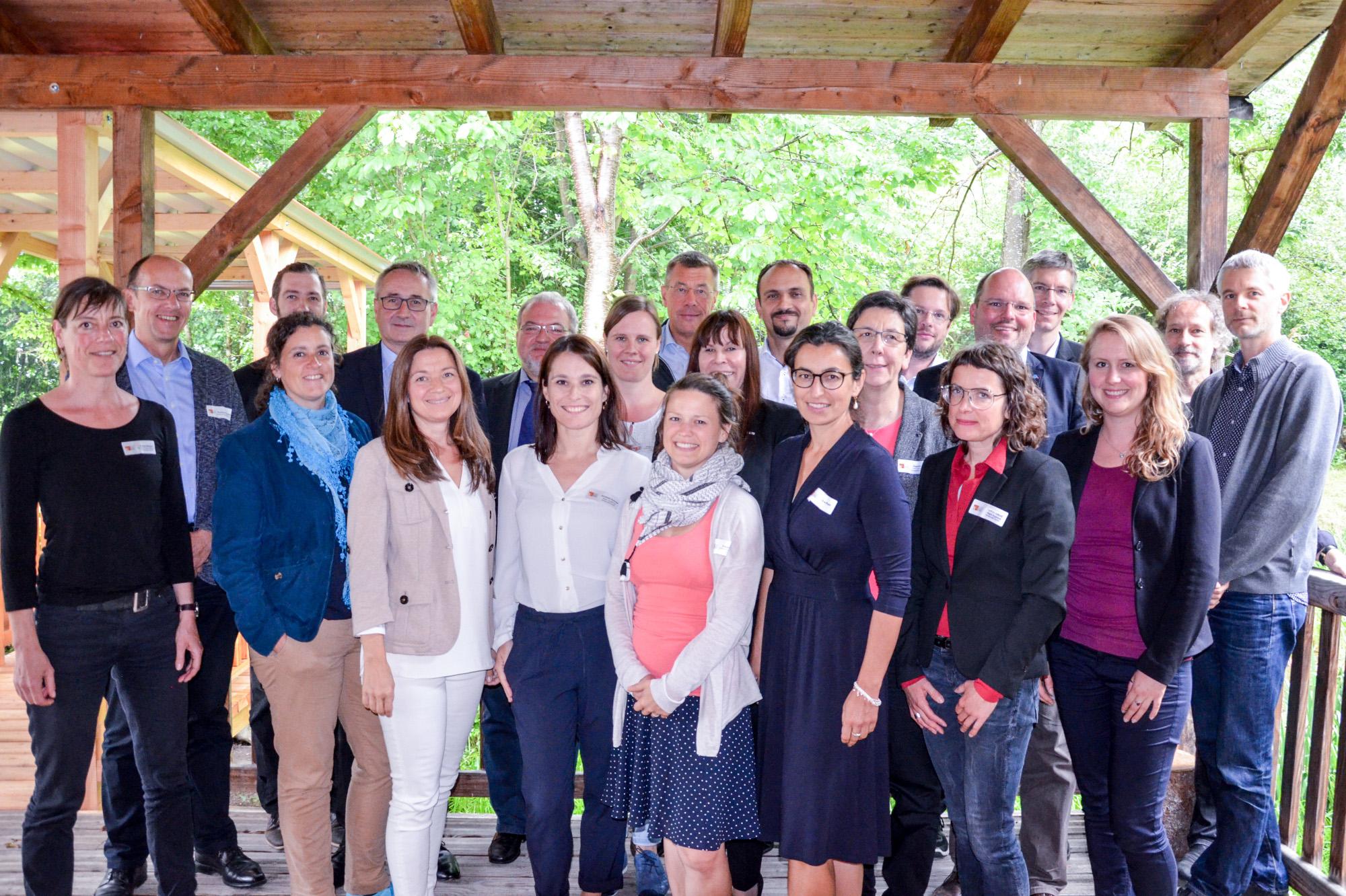 Das CSR-Netzwerk 2018
