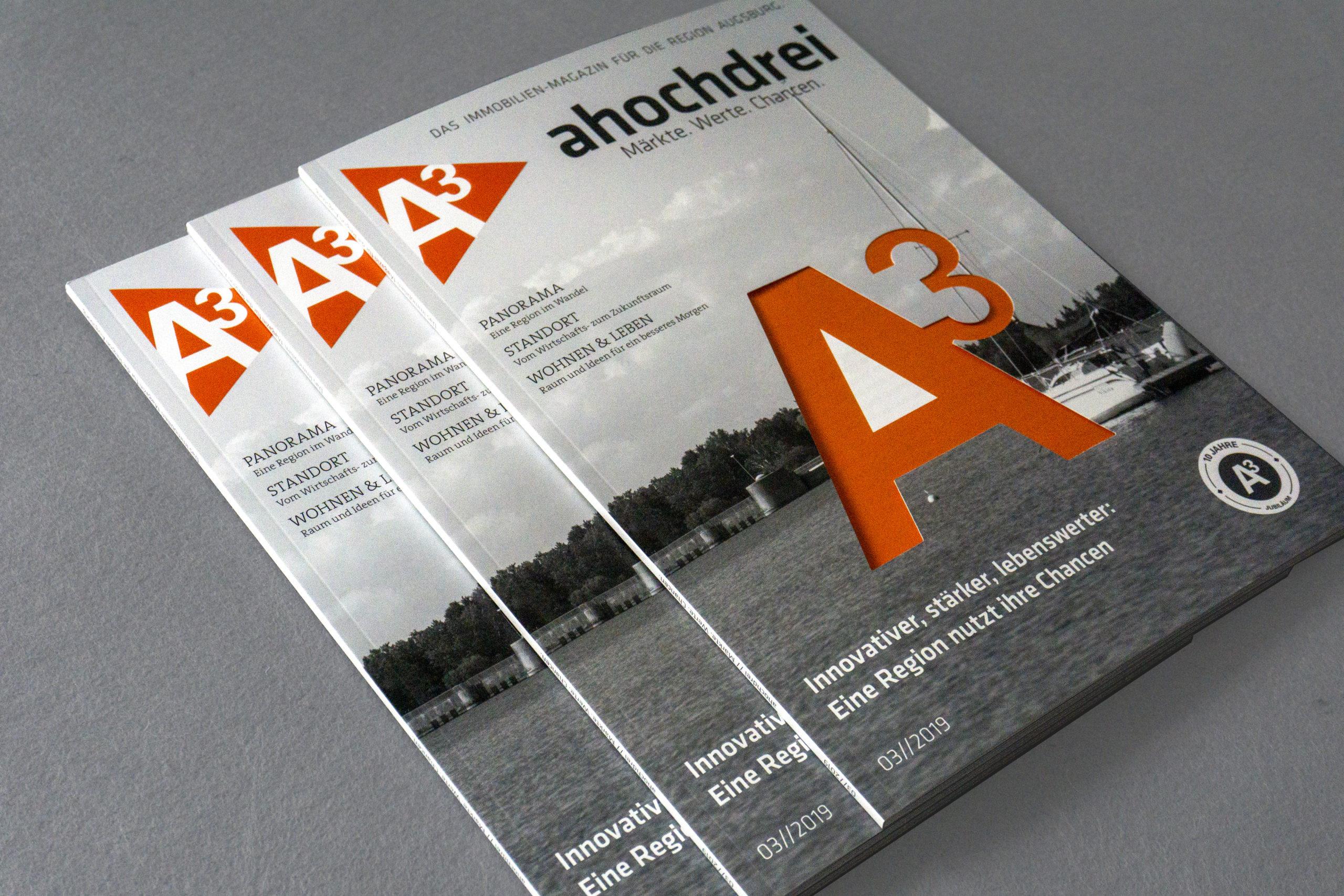 ahochdrei Magazin Immobilien 2019