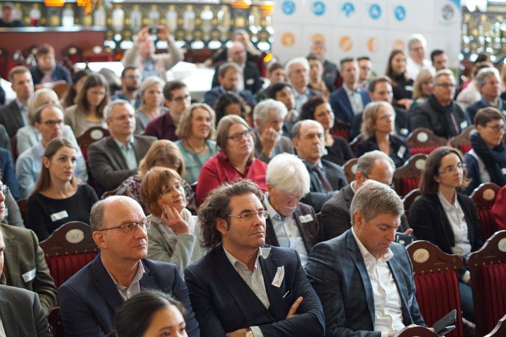 Publikum des Nachhaltigkeitstags 2019