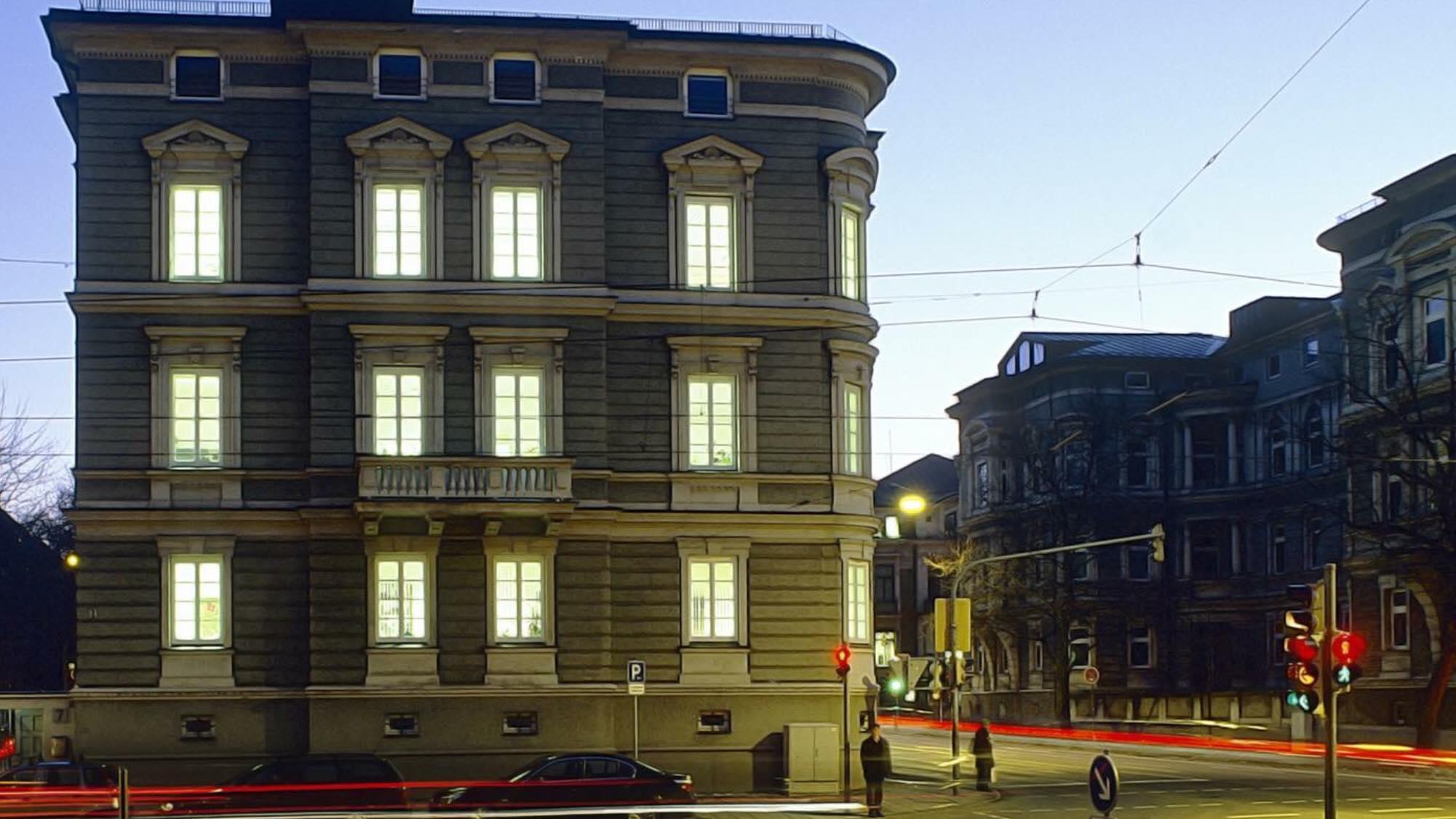 Gebäude Anwaltshaus