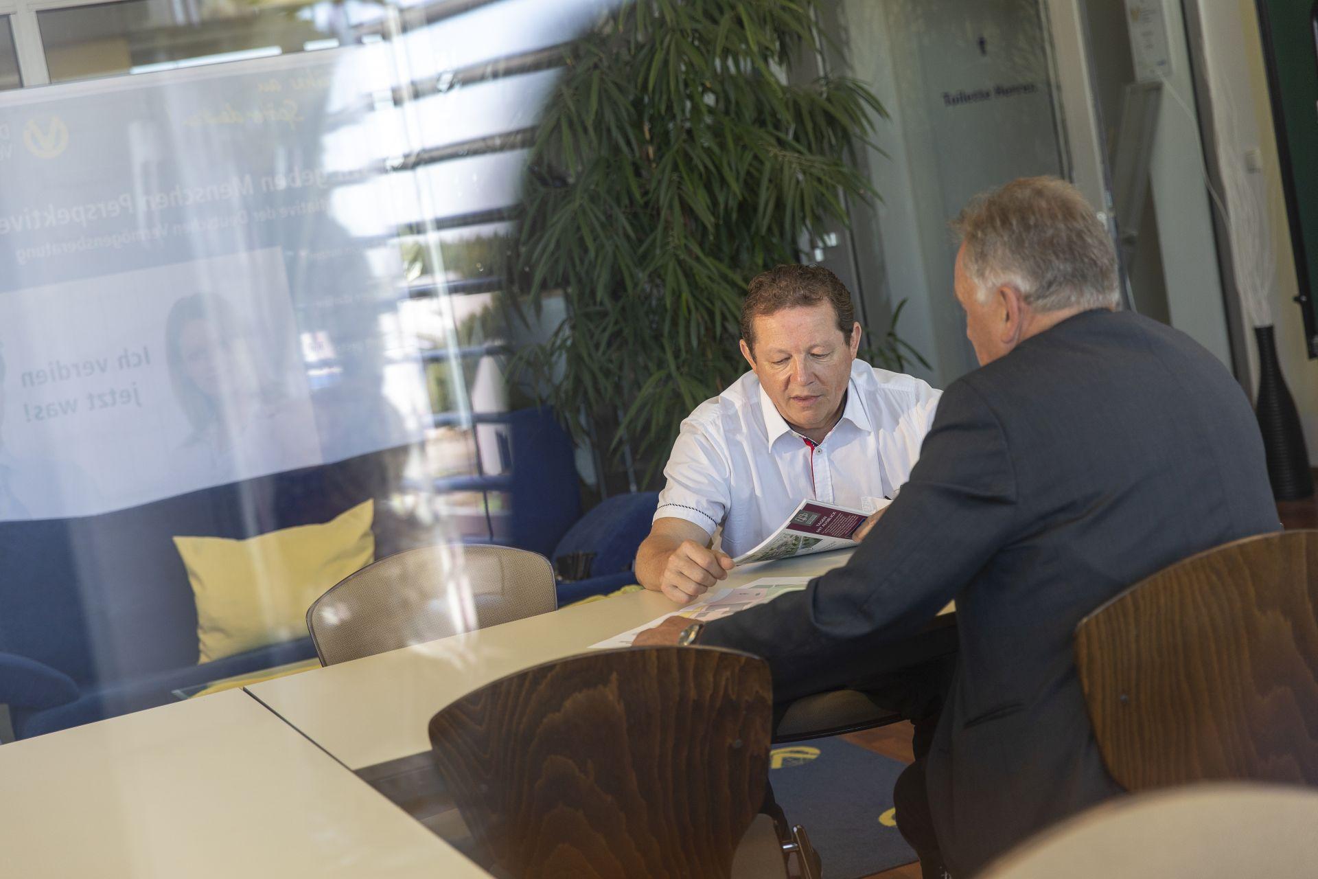 Bavaria Immobilien GmbH: Networking im Business-Center