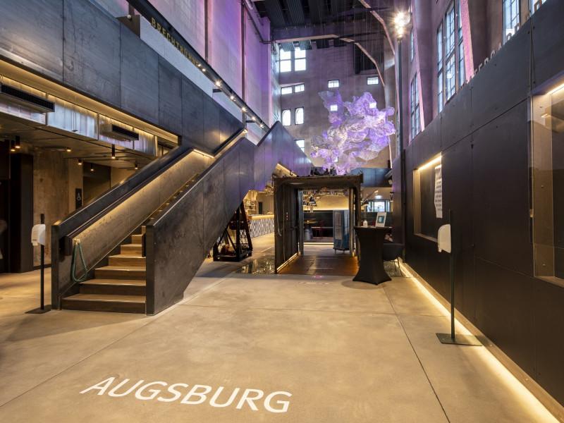 Gaswerk Augsburg – Ofenhaus