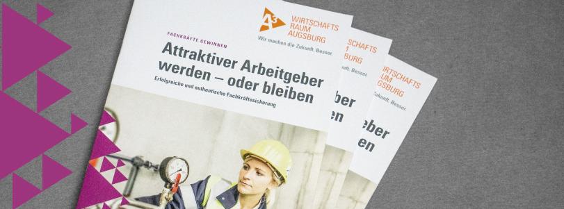 Titelbild Broschüre Attraktive Arbeitgeber