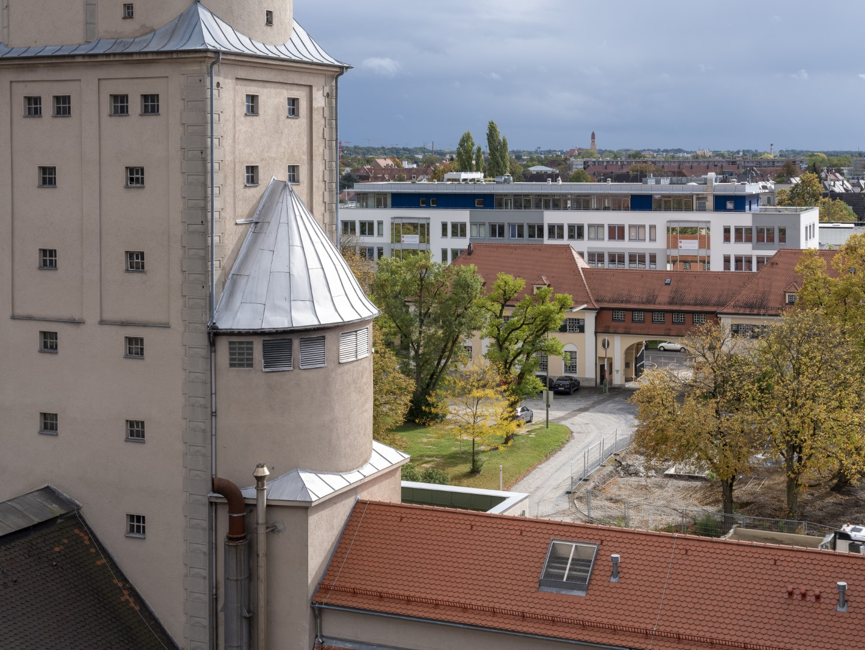 Gaswerk Augsburg biete Raum für KuK, Startups und Unternehmen