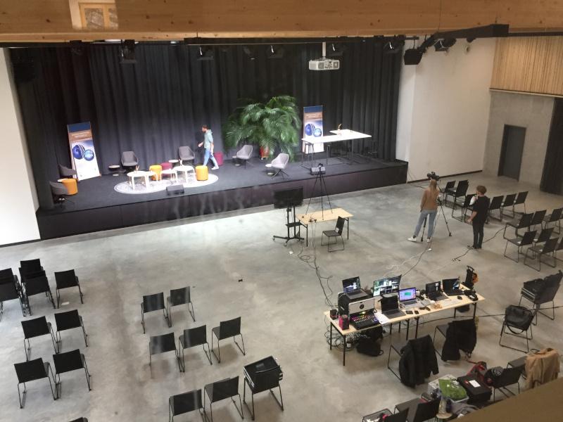 Aufgrund der Corona-Pandemie fand der Nachhaltigkeitstag Wirtschaft 2020 digital im westhouse Augsburg statt.