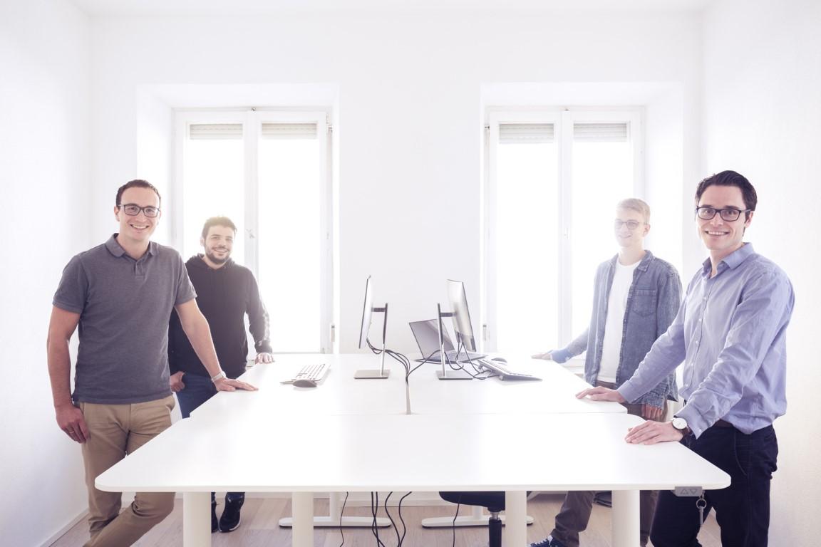 Das Startup credium bietet flächendeckende Immobilienauskünfte auf Basis von KI an.