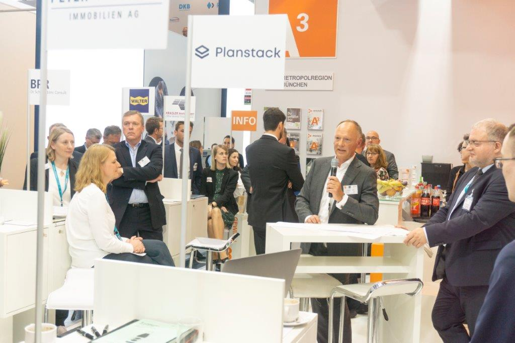 EXPO REAL 2019: Aussteller Planstack
