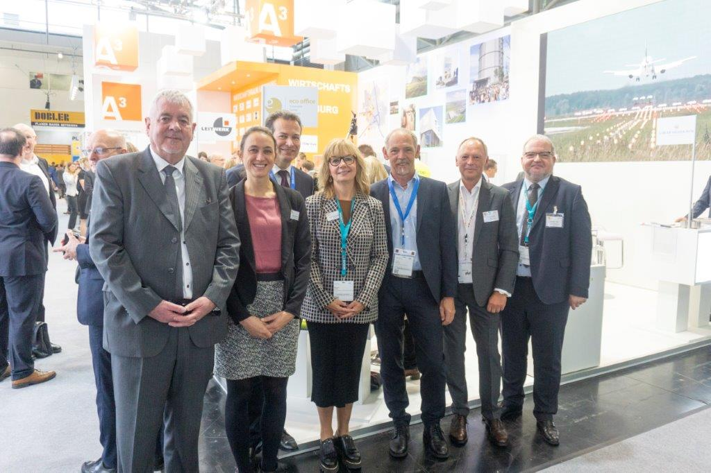 EXPO REAL 2019: Gruppenfoto