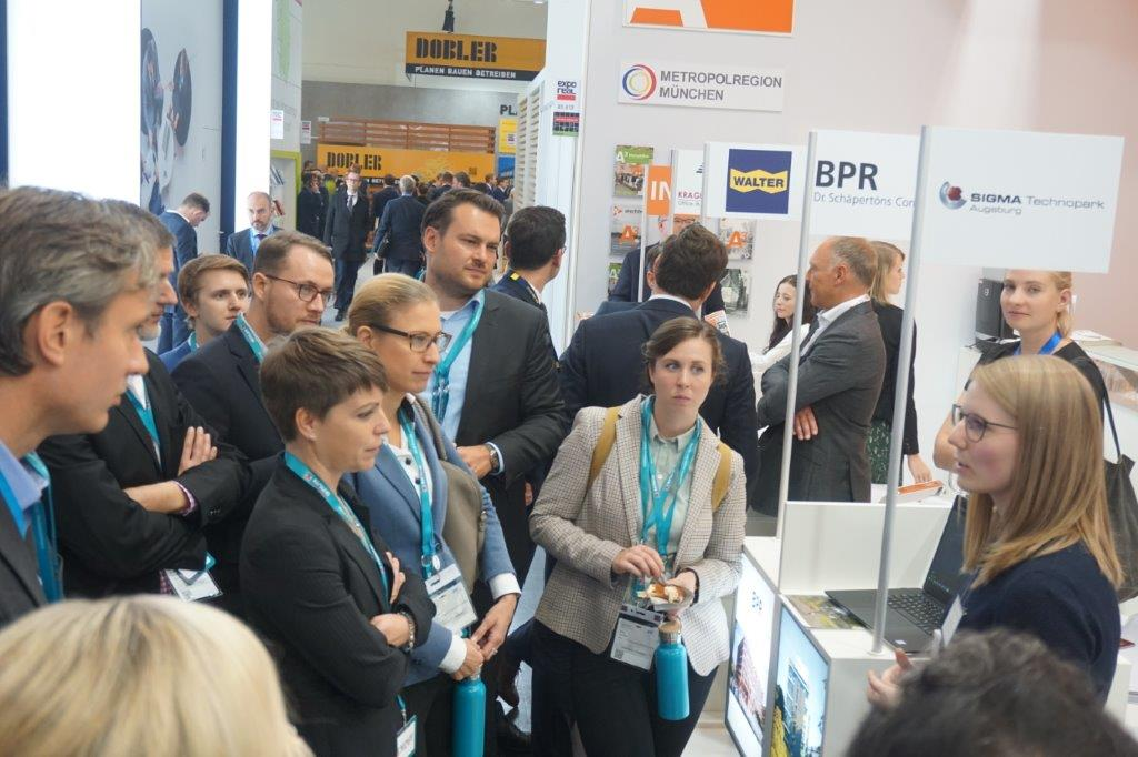 EXPO REAL 2019: Proptechs Rundgang