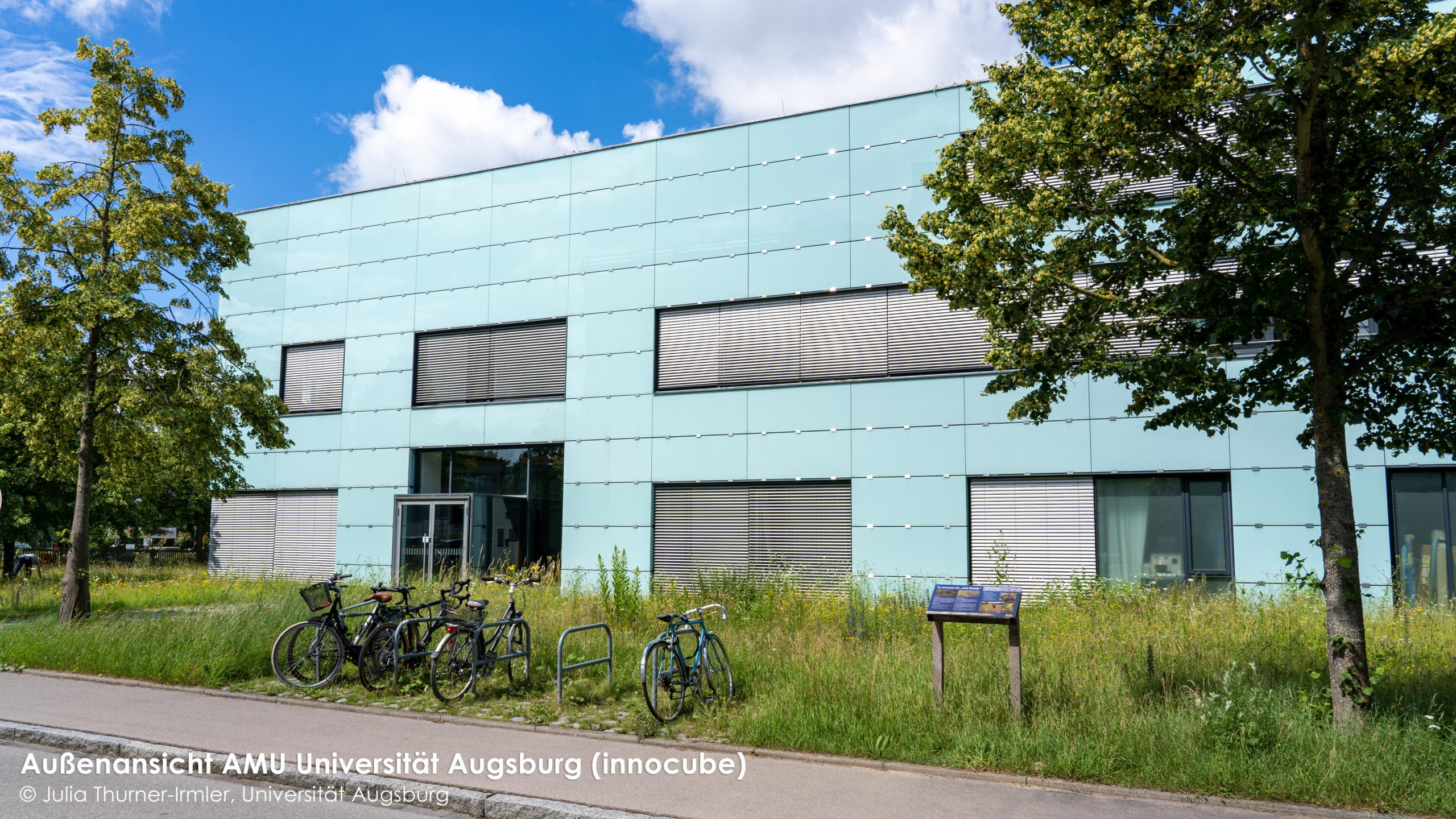 Gebäude AMU 2020