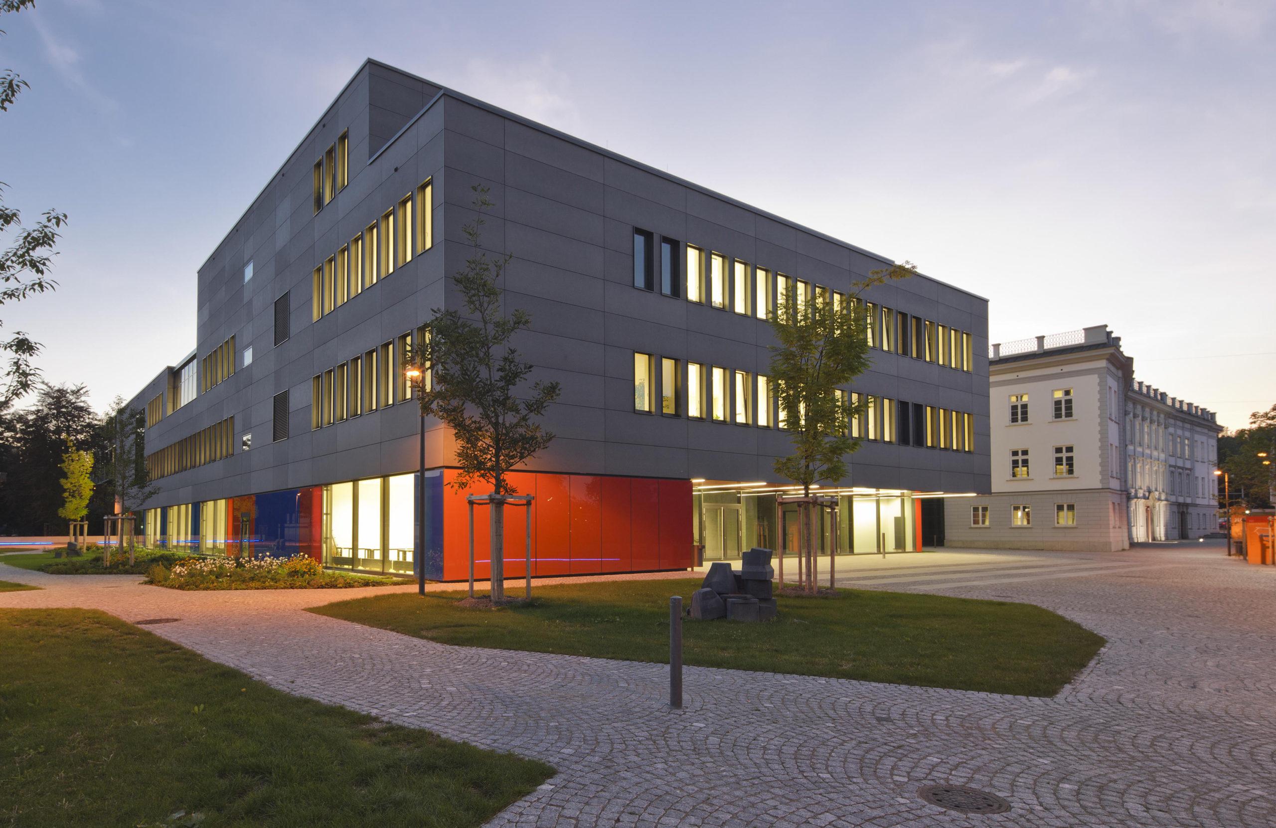 HSA Campus am Roten Tor