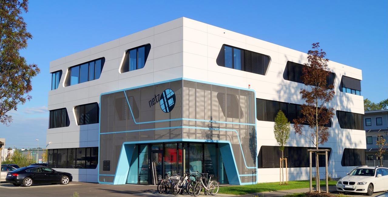 Gebäude Netz16