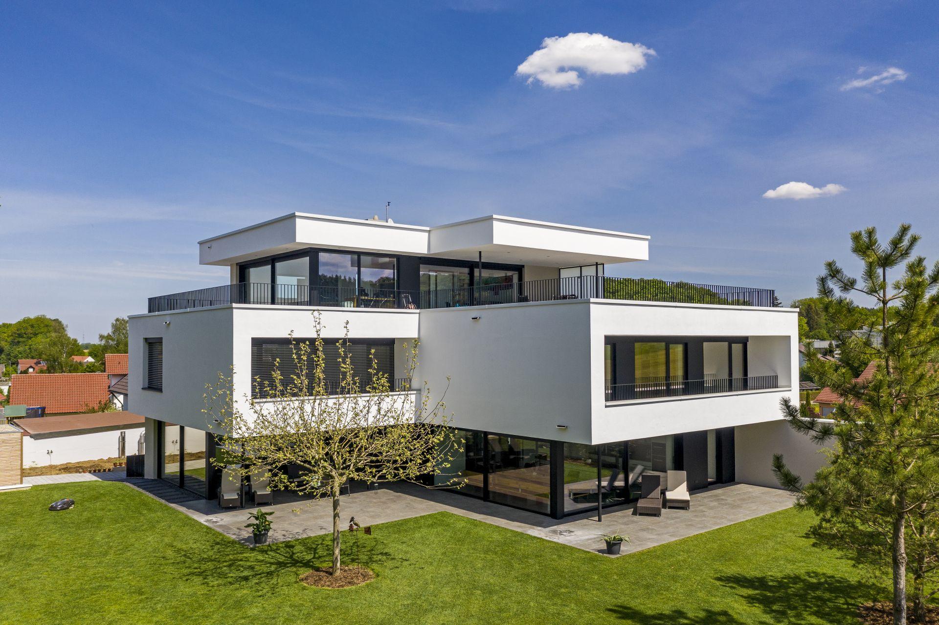 Villa individuell von asset gebaut