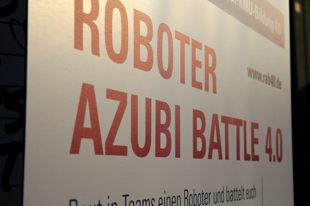 Roboter-Azubi-Battle 4.0