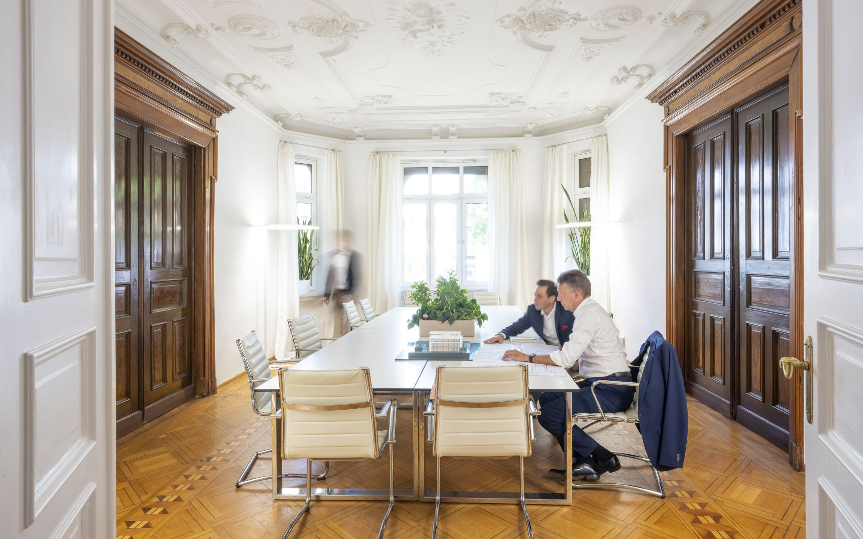 Peter Wagner Immobilien AG: Büro Augsburg