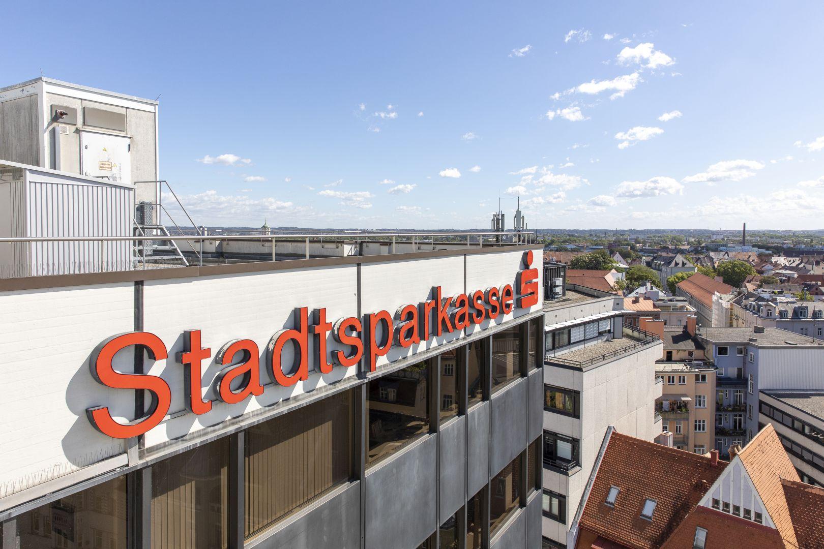 A³ Standortkampagne: Stadtsparkasse Augsburg