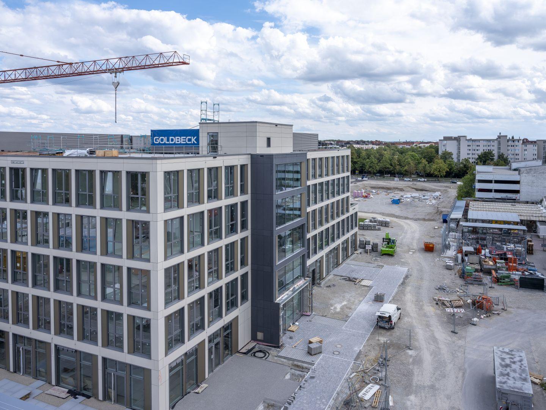 TONI IMMOBILIEN Dr. Krafft KG: TONI Park Baustelle 2020