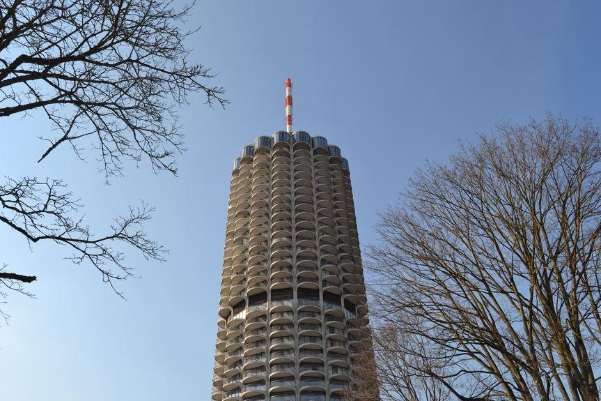 Hotelturm Klassik radio Augsburg