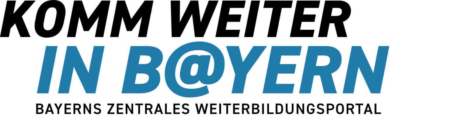Logo_StMAS_komm Weiter in B@yern_Logo