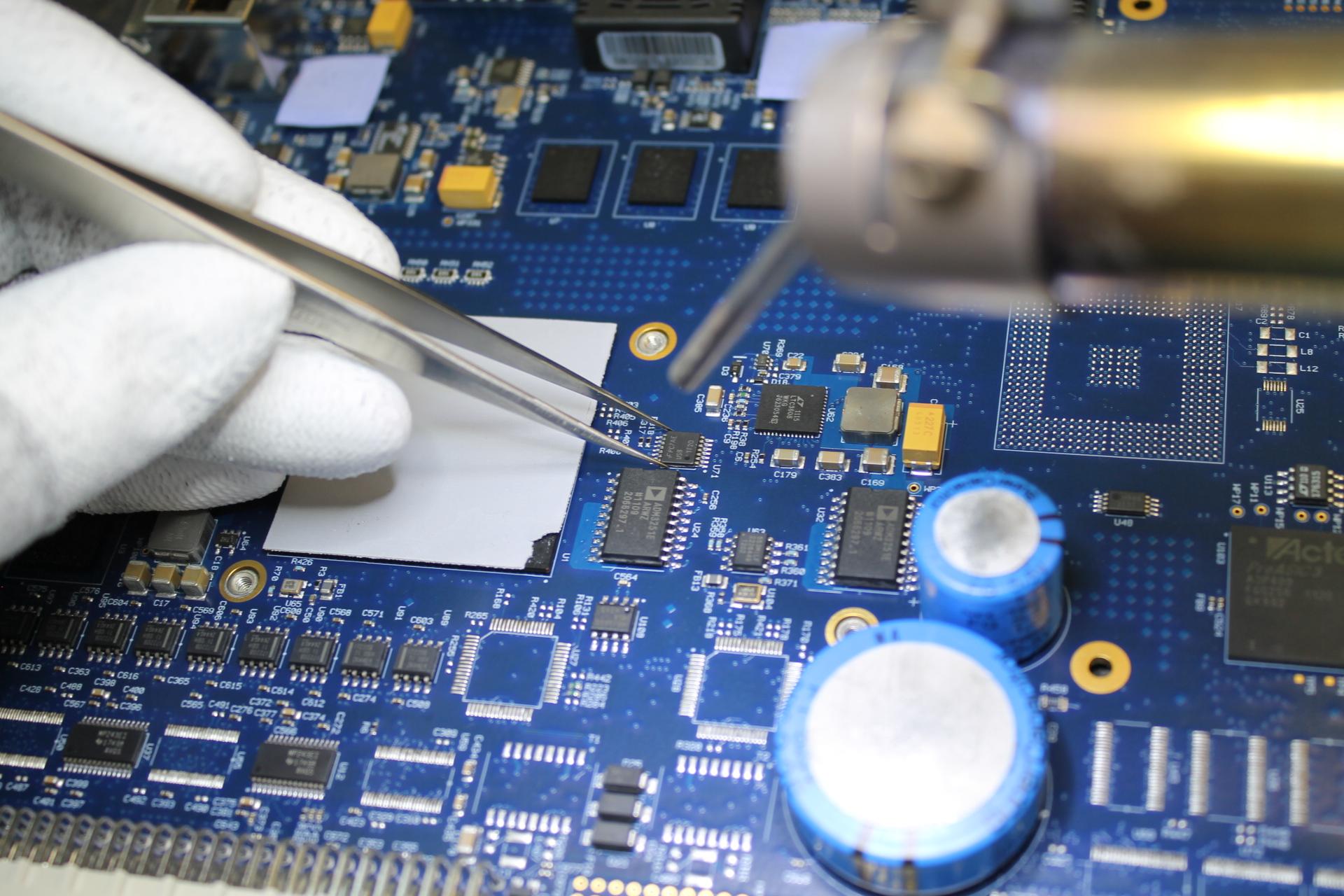 Elektronikreparaturen