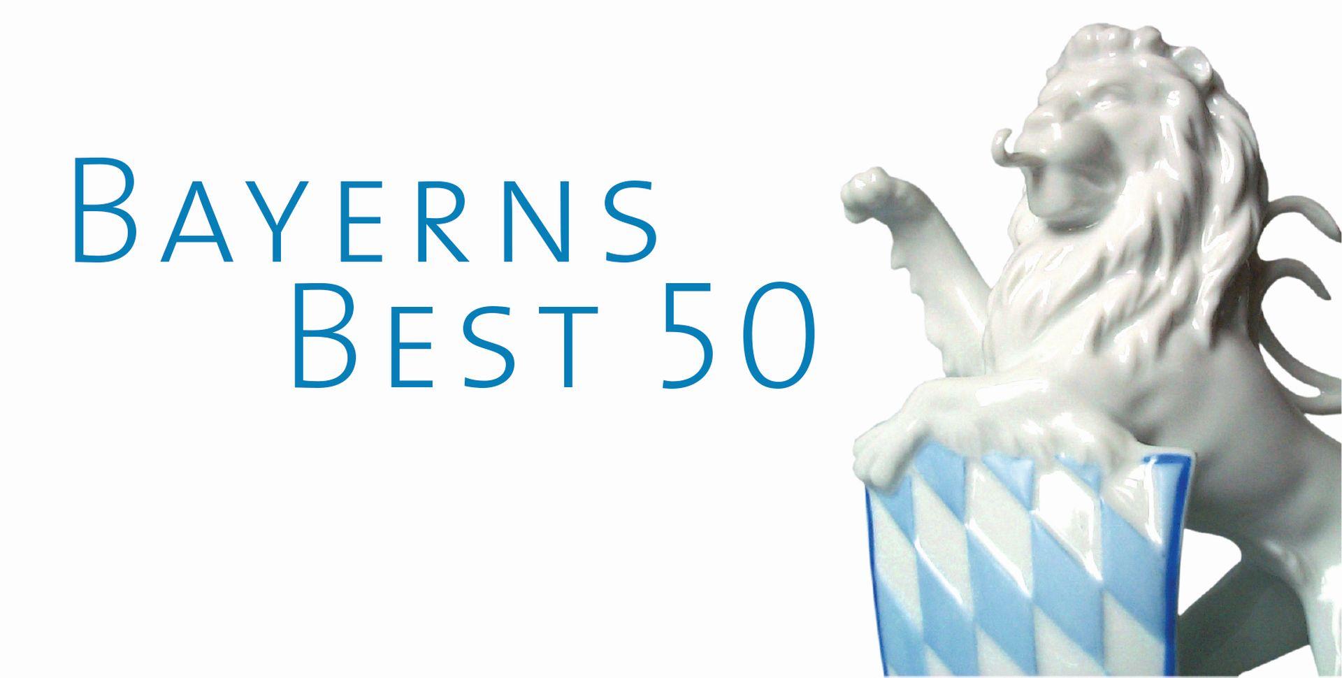 Mittelstandspreis Bayerns Best 50