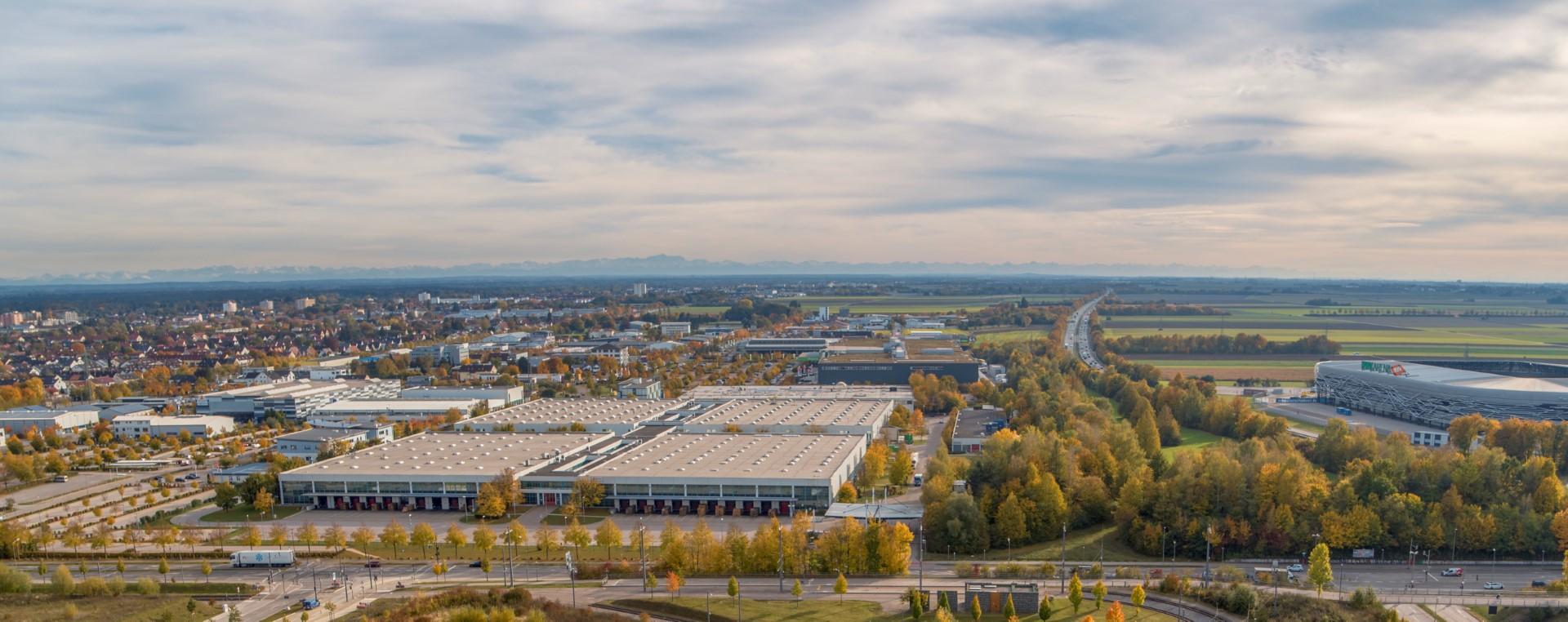 Ehem. Fujitsu – Geplanter Technology Campus von WALTER