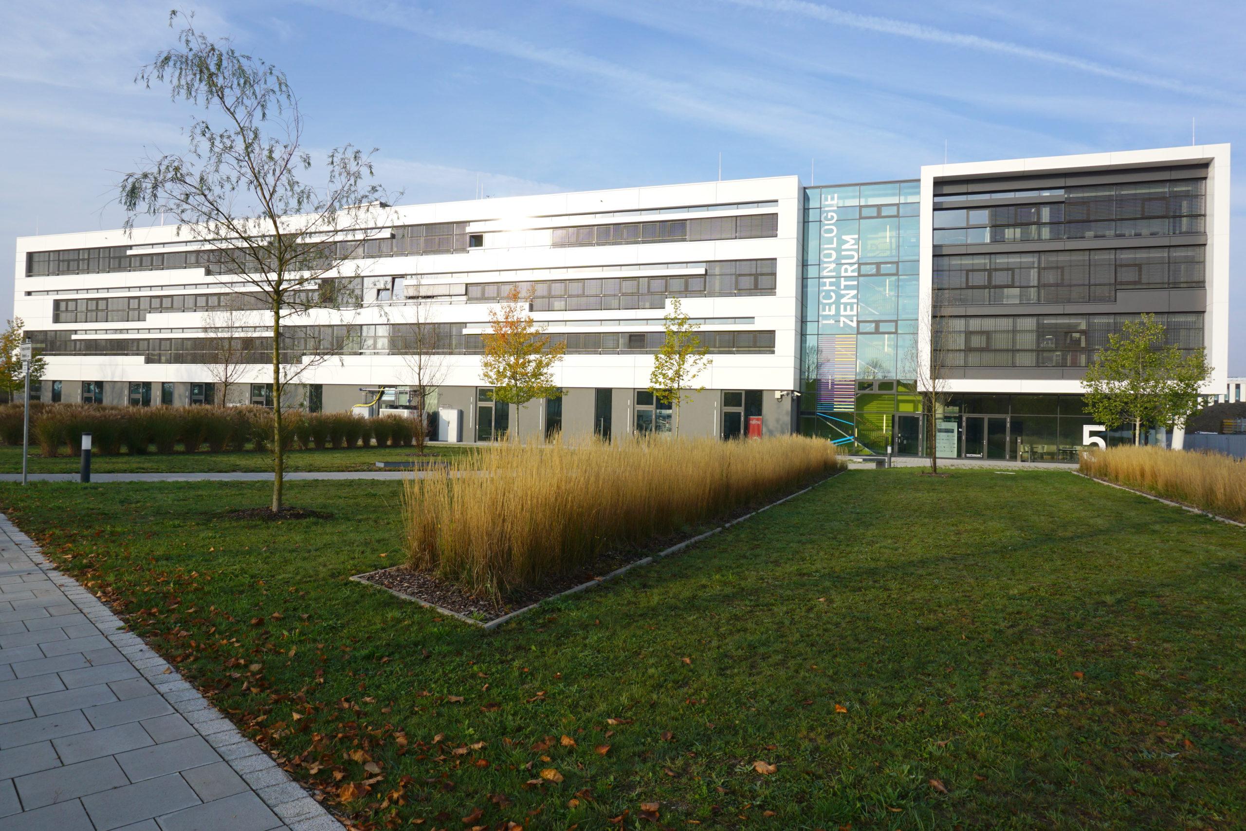Carbon-Werke Weißgerber im Technologiezentrum vertreten