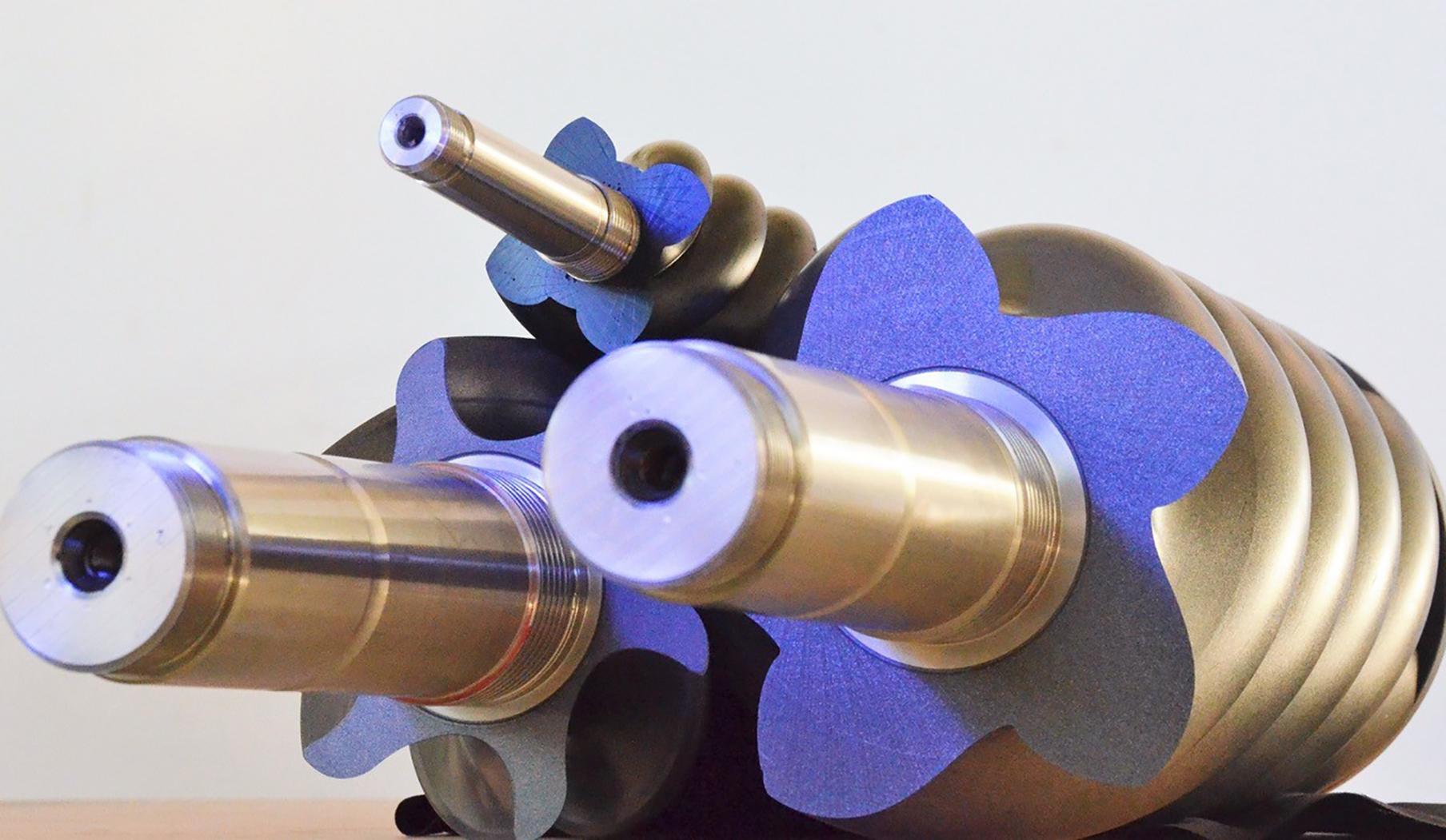 Innovative Schraubenkompressoren von AQUAAIR