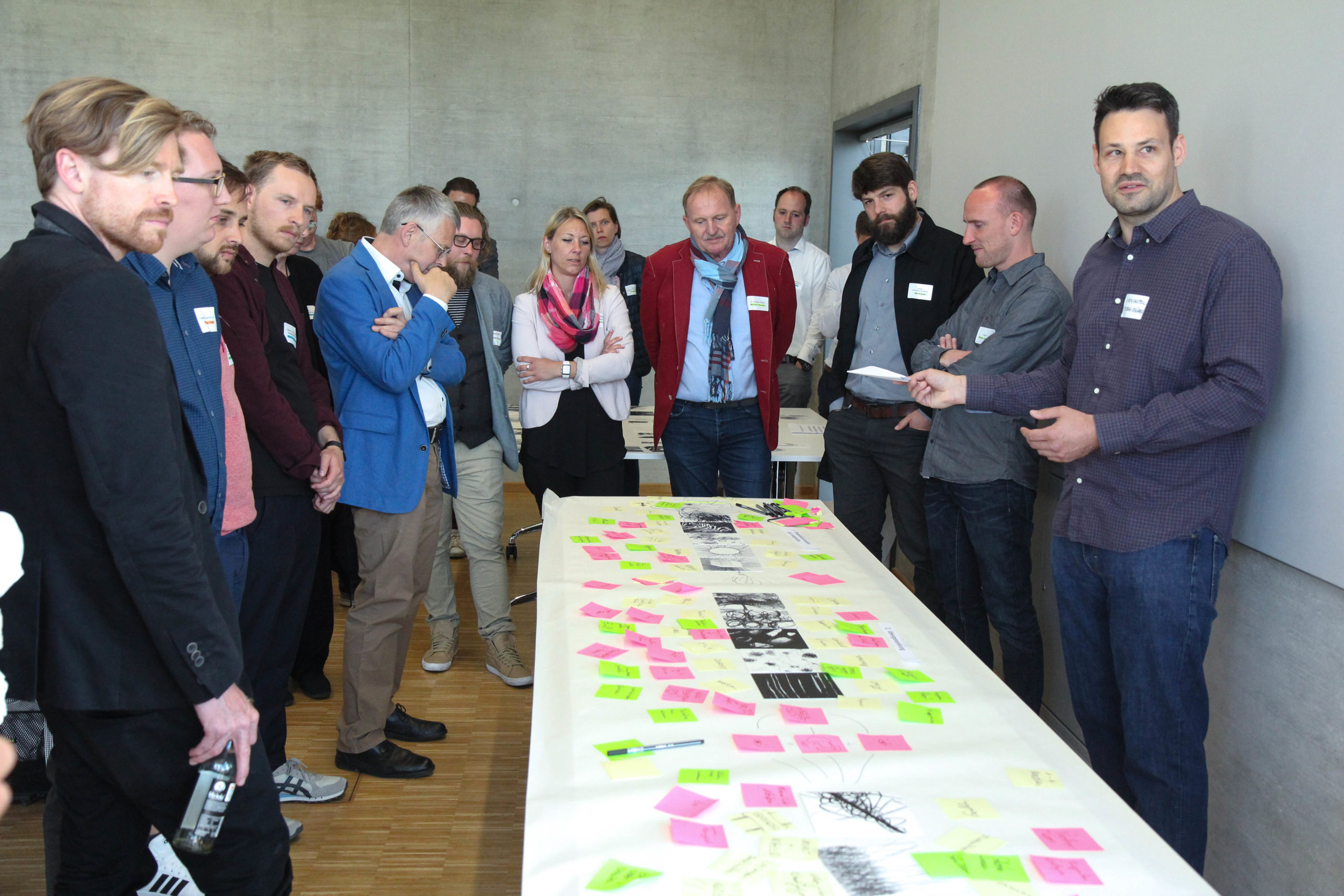 Kreative Prozesse in Gang bringen bei Neonpastell GmbH