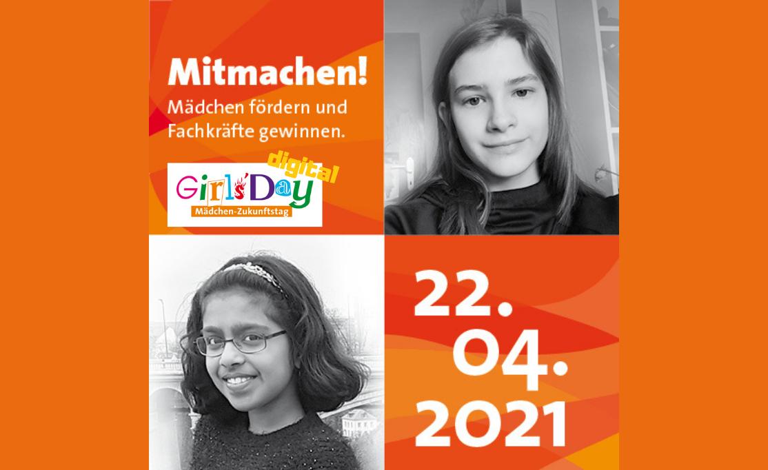 Girls Day Digital 2021
