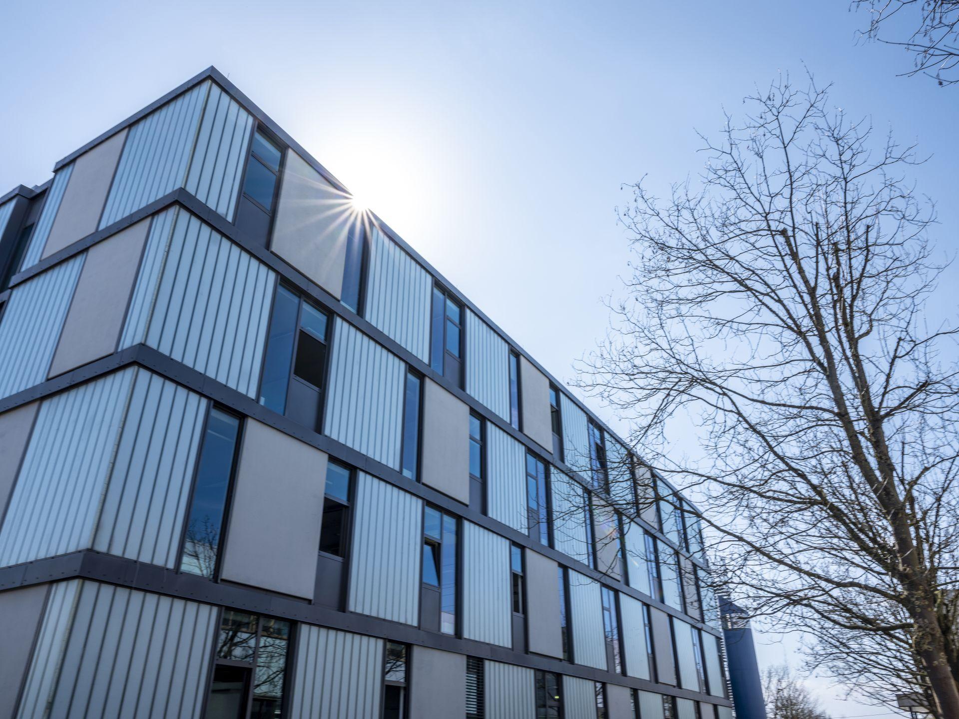 Technology Campus Augsburg der WALTER Beteiligungen und Immobilien AG