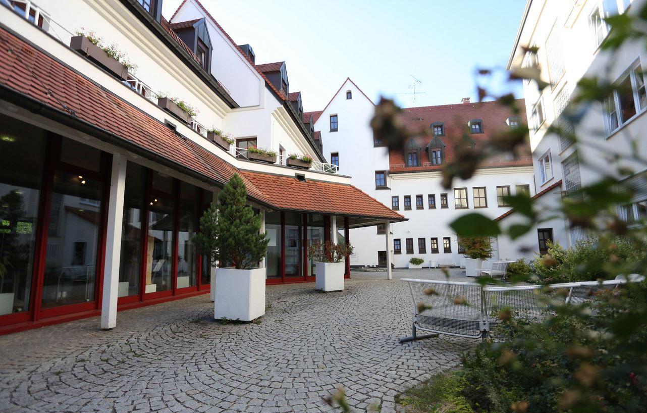 Die FOM Hochschule in Augsburg