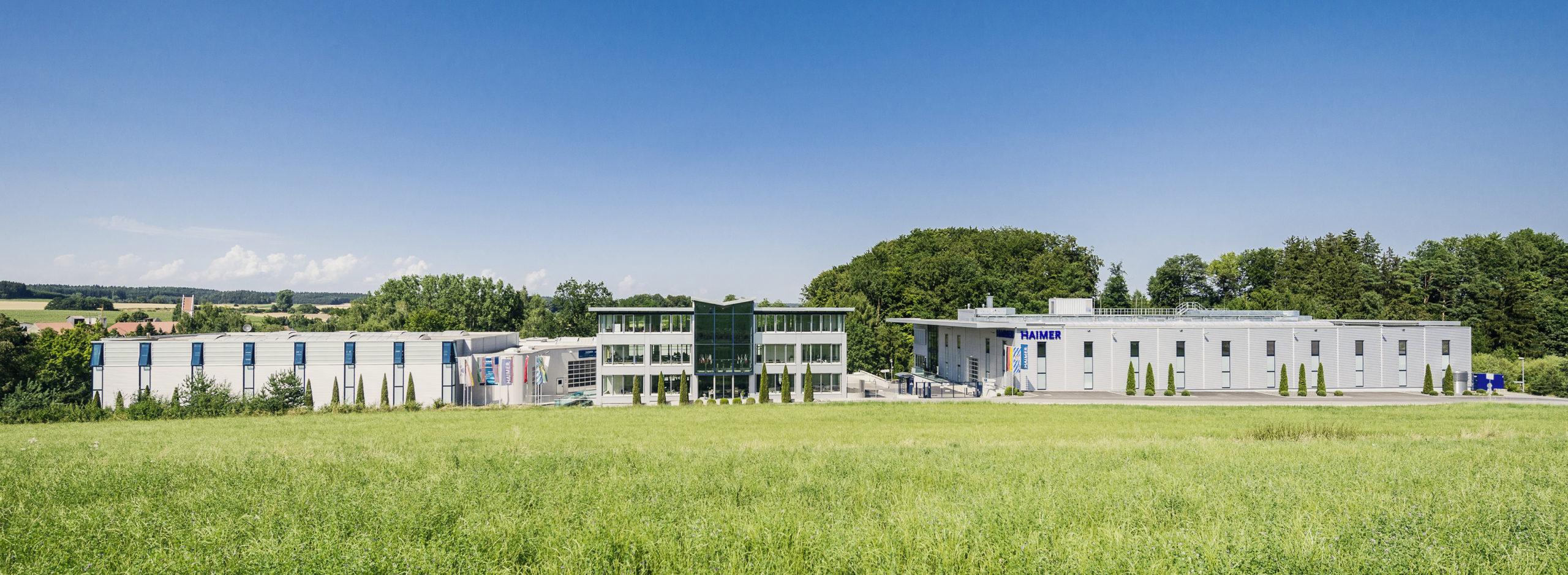 HAIMER GmbH feiert Firmenjubiläum
