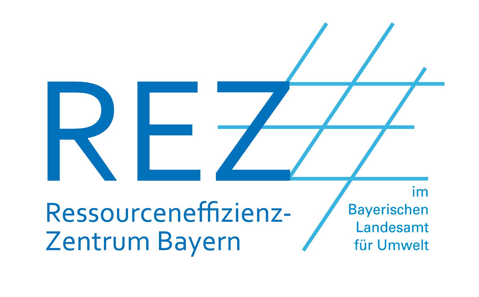 Logo_REZ_Bayern+LfU_Rahmen
