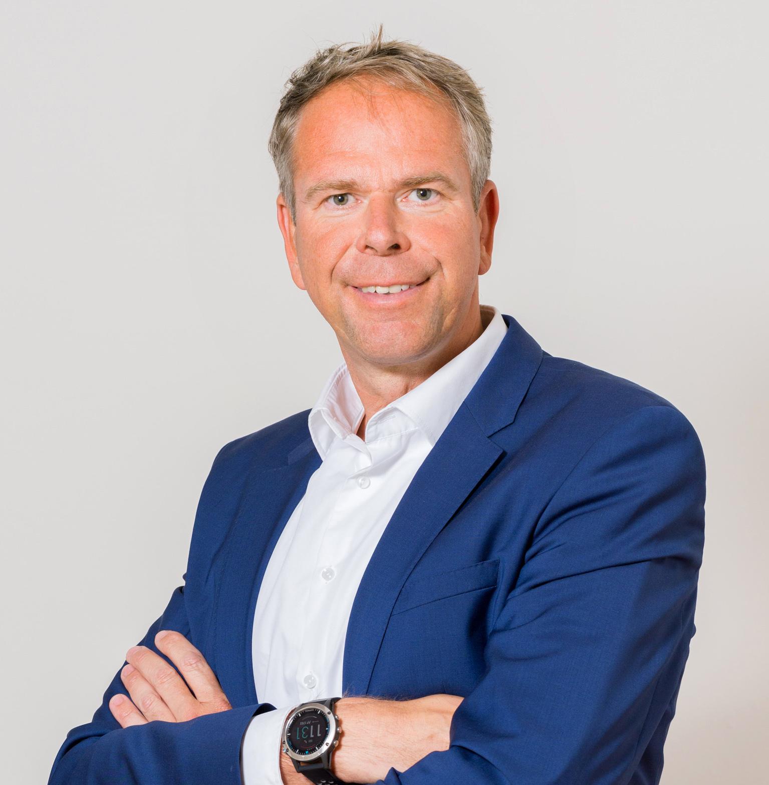 Porträt von Dirk Ramhorst